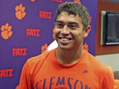 Daniel Rodriguez was cleared by the NCAA on Tuesday to join the Clemson football team.