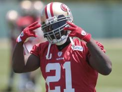 San Francisco 49ers running back Frank Gore says is ready to contribute as a runner, receiver and blocker this season.