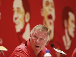 Alex Ferguson released a statement refuting any reports that he could benefit from an Equity Incentive Award Plan in the release of the Initial Public Offering (IPO).