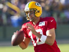 Packers quarterback Aaron Rodgers enters this season as the reigning NFL Most Valuable Player.