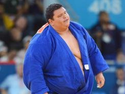 Ricardo Blas Jr. earned Guam its first-ever win in judo.