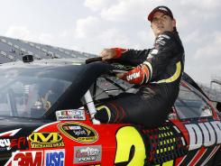 Jeff Gordon says the fame he has achieved in NASCAR has helped his humanitarian efforts.