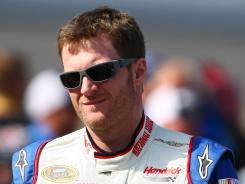 Dale Earnhardt Jr.'s Sprint Cup points lead is his first since 2004. He has never won the championship.