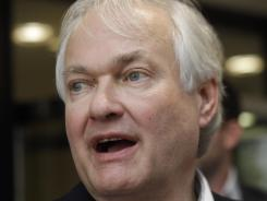 NHLPA executive director Donald Fehr has headed to Europe to brief NHL players over there.