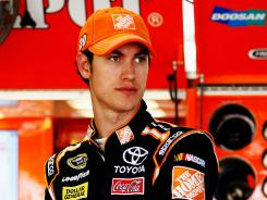 Joey Logano is in a contract year at Joe Gibbs Racing.