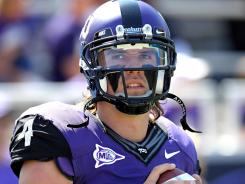 TCU quarterback Casey Pachall admitted to failing school drug test in an interview with police that just came to light last week.