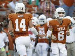 David Ash or Case McCoy? Who's it going to be for Texas?