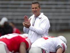 First-year Ohio State coach Urban Meyer isn't about to let NCAA sanctions ruin the season.