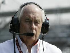 Roger Penske's team has built its own engines during a 10-year stint with Dodge.