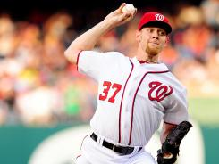 Ace in question:  Stephen Strasburg