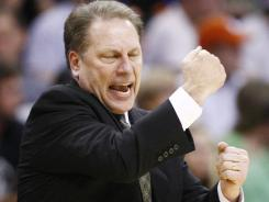 Tom Izzo's Michigan State also will open this season with a game at an U.S. military base in Germany.