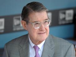 Former Dodgers owner Peter O'Malley heads the group on the verge of purchasing the Padres.