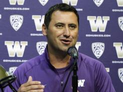 Washington's Steve Sarkisian is the highest-paid football coach in the Pac-12.