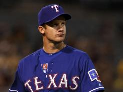 Roy Oswalt was sent to the bullpen when Texas acquired Ryan Dempster on July 31.