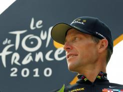 The World Anti-Doping Agency said Tuesday it disagrees with Lance Armstrong, who has filed a federal suit challenging the jurisdiction of the U.S. Anti-Doping Agency.