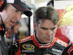 Jeff Gordon and crew chief Alan Gustafson finally ended their streak of 31 races without a victory. Now they have their eyes on a spot in the Chase for the Sprint Cup.
