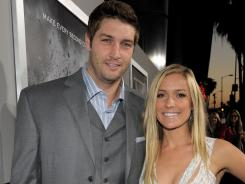 Jay Cutler and Kristin Cavallari are brand new parents.
