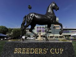 Santa Anita in Arcadia, California will host the 2013 Breeders' Cup.