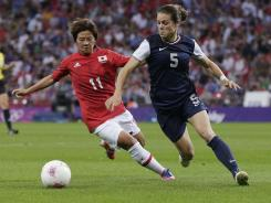 The U.S. women's team won a thrilling gold-medal match over Japan, 2-1, but the sport has rarely enjoyed much of an audience on American television.