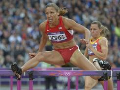Lolo Jones is back in the news with controversial comments.
