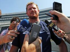 Quarterback Matt McGloin and the rest of the Penn State team are happy to finally focus on football.