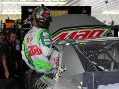Dale Earnhardt Jr. says his No. 88 team won't be afraid to take extra gambles in the next five races.