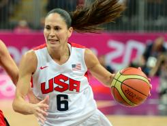"Sue Bird says the USA has not overlooked France. ""Everybody thinks we are going to steamroll,"" she said. ""Go and look at previous Olympic games. Sometimes, it's the case, but not always."""