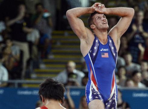 Coleman Scott Scott wins bronze but USA has scoring controversy