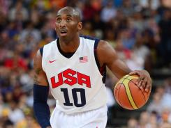 The USA's Kobe Bryant has spoken out strongly against an age limit for the Olympics.