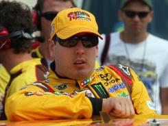 Kyle Busch is looking for a win (and a win only) in Sunday's Finger Lakes 355.