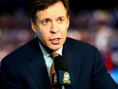 NBC says ratings for it's recorded prime time Olympics broadcast, hosted nightly by Bob Costas, were helped by the network's decision to stream the events live to an online audience.