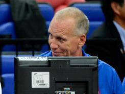 Philadelphia 76ers head coach and NBC Sports guest analyst Doug Collins swore on live TV after the U.S. men's basketball team beat Spain for the gold medal.