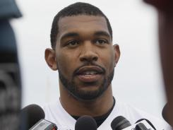 Julius Peppers, now a member of the Chicago Bears, played football and basketball at North Carolina from 1999-2002.
