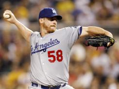 Dodgers starter Chad Billingsley allowed five hits and struck out five in eight innings of work. The team's offense did the rest in the 11-0 rout.