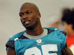 Chad Johnson was arrested and quickly released by the Dolphins.