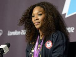 Serena Williams will be among the favorites at this year's U.S. Open.