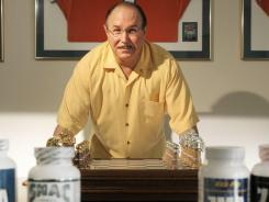 BALCO founder Victor Conte is convinced half of Major League Baseball players are still using illegal drugs.