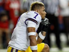 2011 Heisman Trophy finalist Tyrann Mathieu has the country wondering what his next move will be.