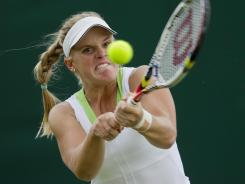 Melanie Oudin of the USA gets a wild card for the U.S. Open.