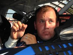 Ryan Newman currently holds the second wild-card slot because he has a win. He trails Kasey Kahne by nine points.