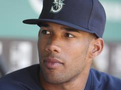 Mariners outfielder Greg Halman was stabbed to death on Nov. 21, 2011, in Rotterdam, Netherlands.