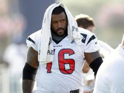 Texans LT Duane Brown anchors one of the NFL's best offensive lines.
