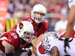 Cardinals fans might want to get used to seeing John Skelton under center after Friday night's preseason game against the Raiders.