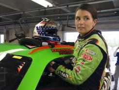 Danica Patrick, who qualified fourth for Saturday's NAPA Auto Parts 200 in Montreal, hopes to put together a good finish at the Nationwide Series' final road race.