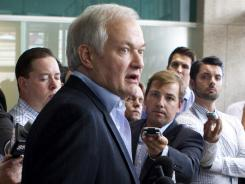 Donald Fehr hopes the union's proposal is the basis for negotiations going forward.