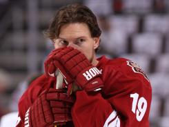 Shane Doan is waiting for the Coyotes' ownership situation to get resolved.