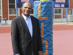 Mike Garrett was the 1965 Heisman Trophy winner at USC, and served as athletic director at his alma mater for 17 years.