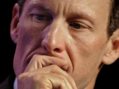 A federal judge's ruling Monday to dismiss Lance Armstrong's lawsuit against the U.S. Anti-Doping Agency left the cyclist with three days before a deadline to declare whether he will go to arbitration to fight allegations that he engaged in blood doping for years as part of a team conspiracy.
