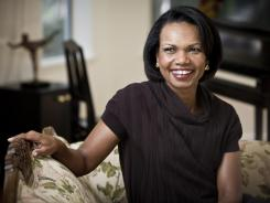 """I am delighted and honored to be a member of Augusta National Golf Club,"" Condoleezza Rice said in a statement."