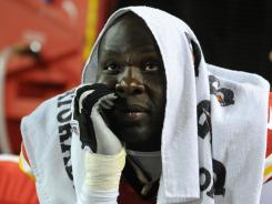 Kansas City Chiefs linebacker Tamba Hali won't even be allowed to watch from the sidelines in Week 1.